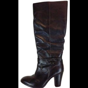 Matisse brown Corbin booties